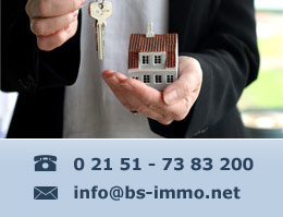 BS Immobilien - Ihr Immobilienmakler in Willich - Schmuckgrafik